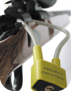 Gun Lock - Project ChildSafe