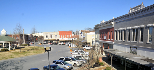 Downtown Lawrenceburg