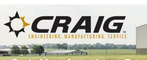 Craig Manufacturing Sign